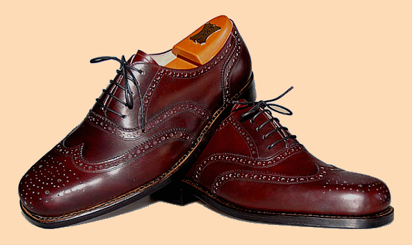 Full Brogue Oxford